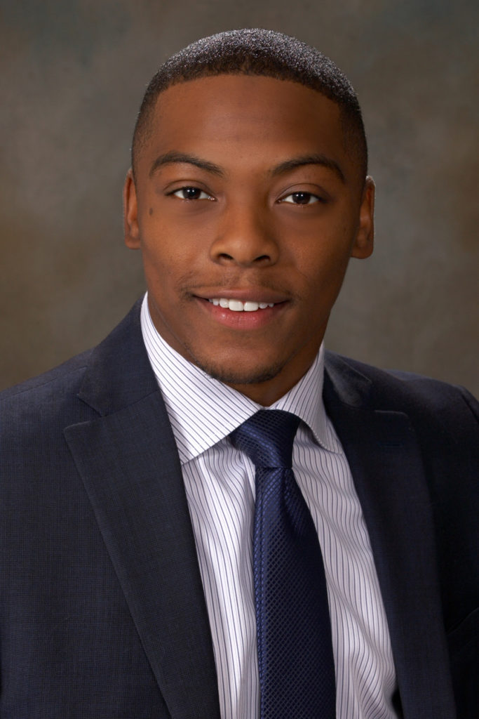 Raynard Ware in an official portrait photo