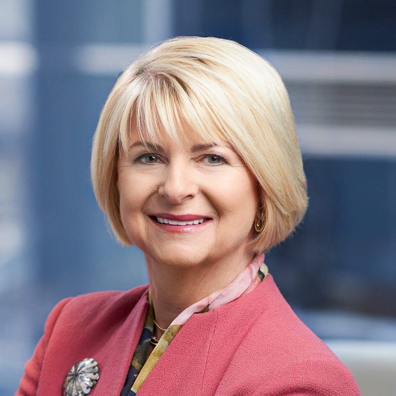Dr. Robyn Begley in an official portrait-style photograph